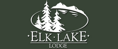 Elk Lake Lodge business card