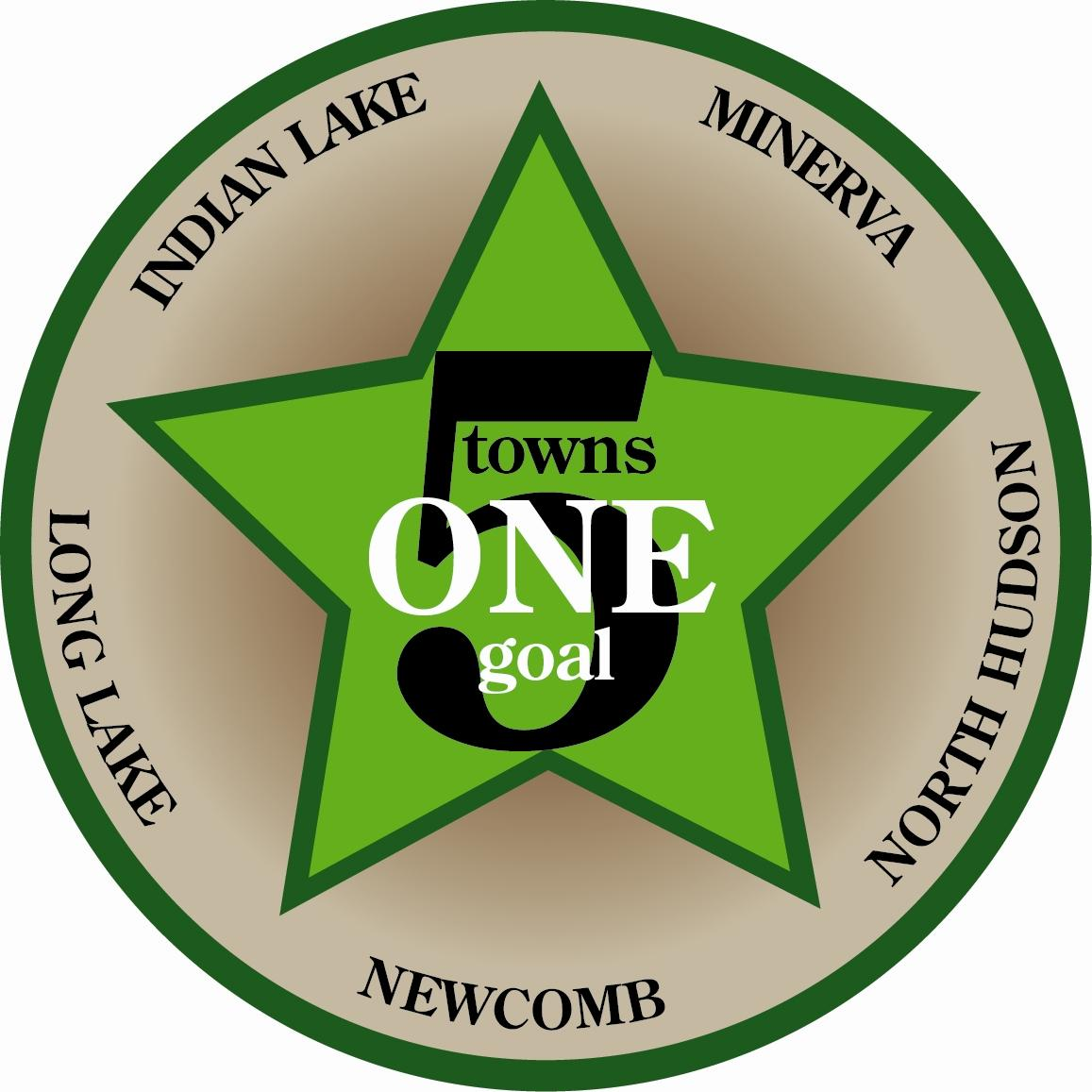 5 Towns One Goal - North Hudson - Indian Lake - Long Lake - Minerva - Newcomb
