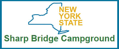 Sharp Bridge Campground - North Hudson, NY