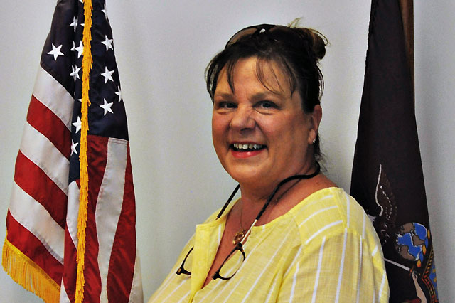 Maureen Mardsen - North Hudson NY Town Board