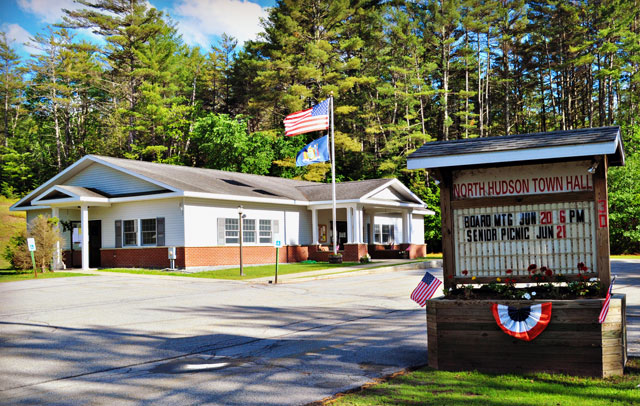 North Hudson NY Town Hall