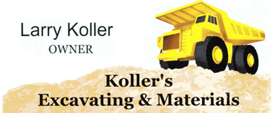 Koller's Excavating and Materials - North Hudson, NY