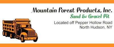 Mountain Forest Products - North Hudson, NY