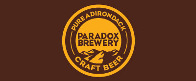Paradox Brewery business card