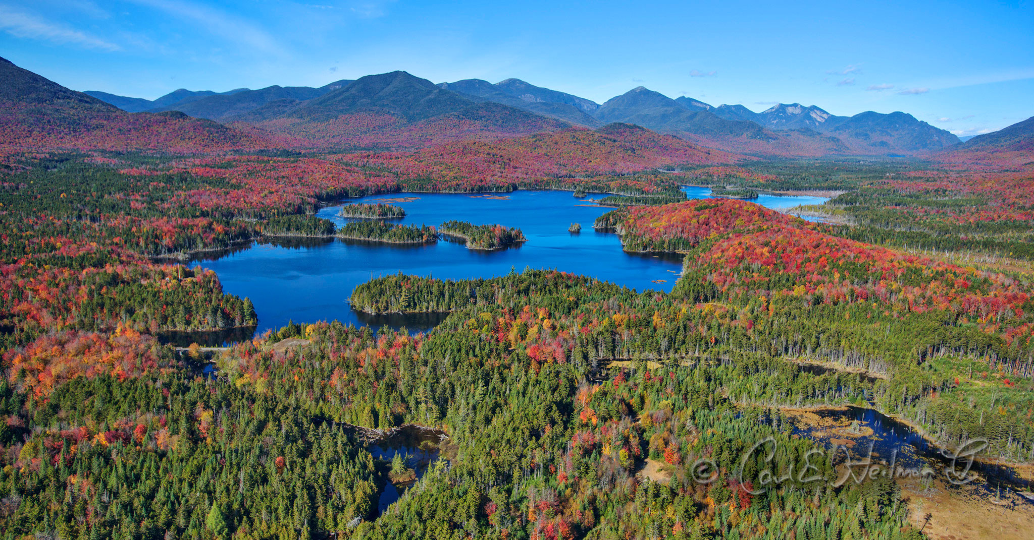 Boreas Pond - Photo by Carl Heilman, Jr.