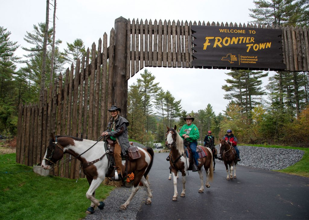 Frontier Town - North Hudson, NY